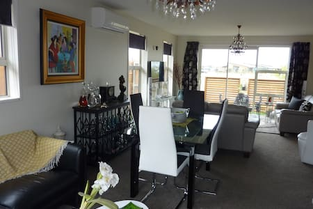 2 bedrooms available up to 4 guests close Airport - Christchurch - Bed & Breakfast