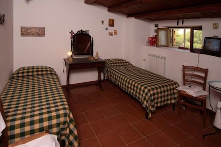 CAMERA SINGOLA LETTO MATRIMONIALE - Bed & Breakfast