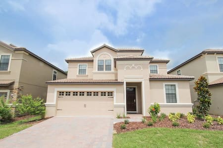 ChampionsGate   Pool Home 7BR/5BA   Sleeps 14   Gold - RCG728 - Four Corners