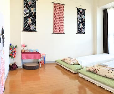 =ZEN= Private room in a perfect location/Asakusa - Lejlighed