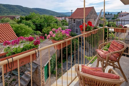 House for vacation - Stari Grad - Wohnung