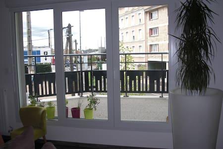 Appart 4 pers. 15 mn Paris - Sartrouville - Apartment