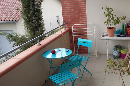 Appartement Saint-Alban, parking - Saint-Alban - Apartemen