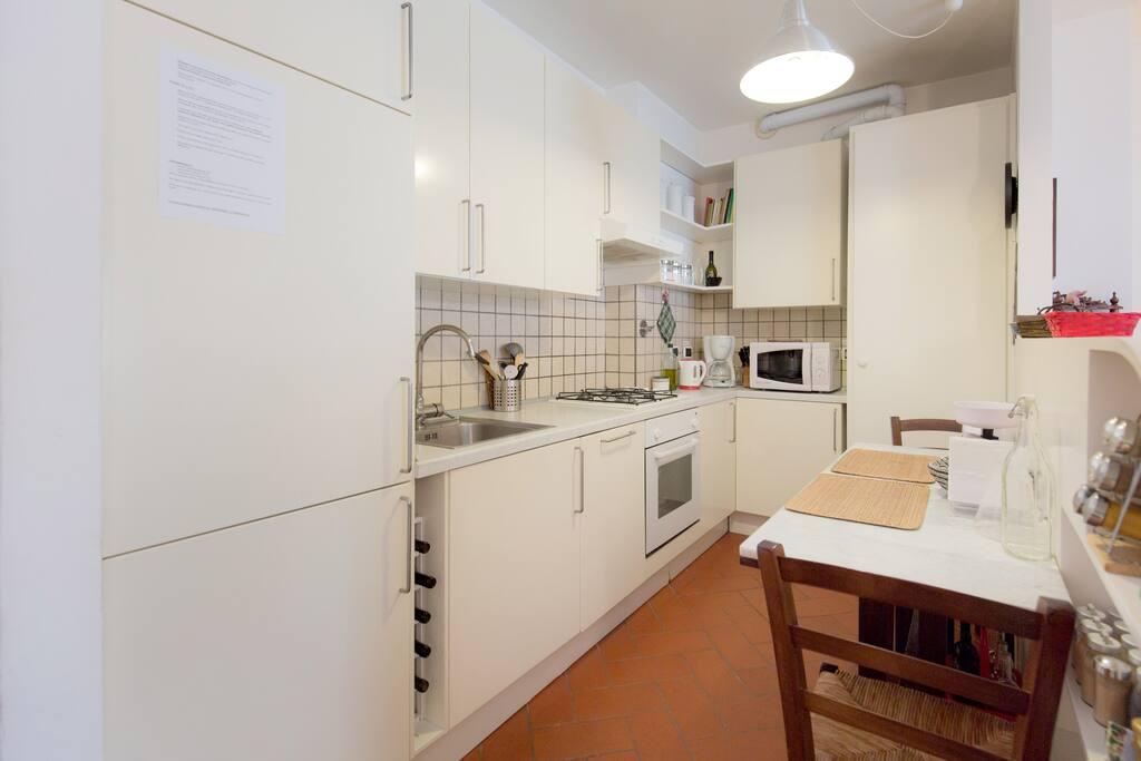 Delizioso appartamento V.Ghibellina
