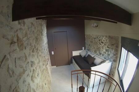 Alojamiento uso turístico casa Tòful - Loteng