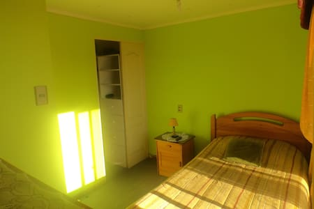 Habitación en sector turístico - Valparaíso