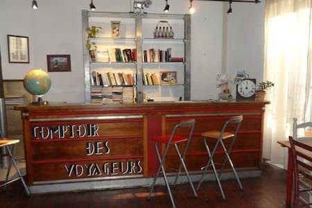 Chambre d'hôte Le Modest'inn - Konukevi