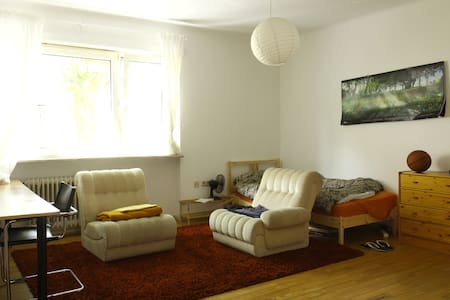 Comfortable Room in City Centre with a Cozy Couch - Apartment