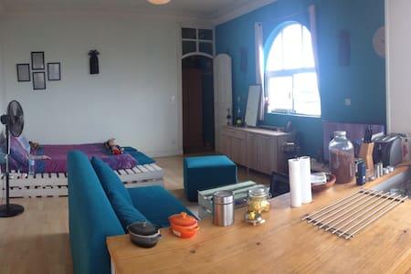 Studio meublé au centre d' Antananarivo - Apartment