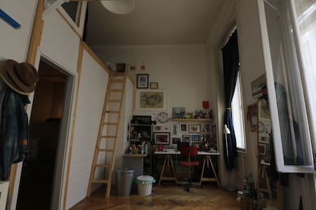 Bright and cozy room in Vienna´s heart - Wien - Apartment
