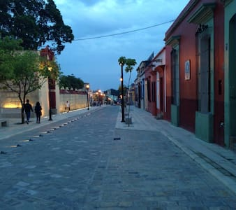 Your home in the center of Oaxaca  - Hus