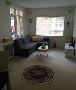 1 bedroom apartment close to city - Daire