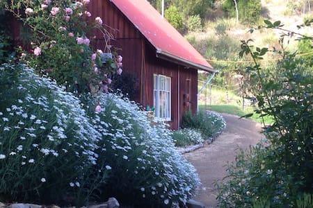 Charming garden cottage - Huonville - Alpehytte