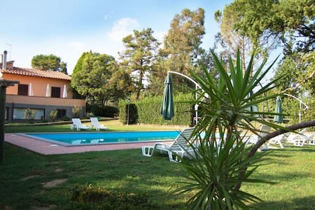 Casa Grion, sleeps 10 guests in Corchiano - Corchiano