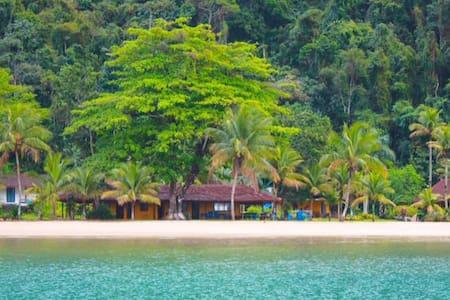 Mamanguá Beach Hostel - Couple's Room - Bed & Breakfast