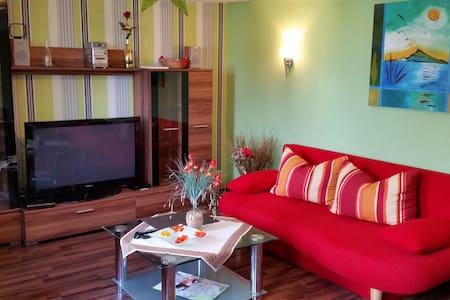 Ein Wohlfühl-Zuhause für die ganze Familie :D - Condominium