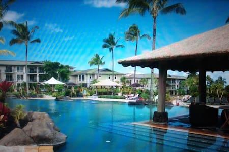 Kauai, Westin Princeville  Villas,  Nov 19-26,2017 - Princeville - Villa
