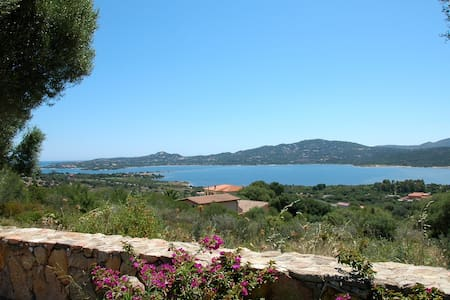 Golfo di Cugnana House sea view - Cugnana