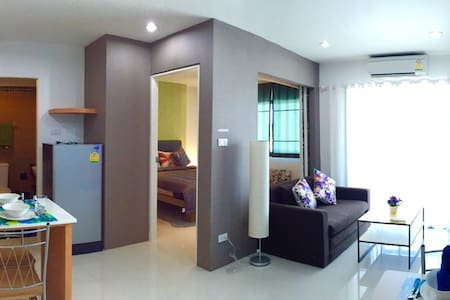 Entire Apartment @ Central of Phuket R234 - Kondominium
