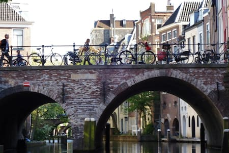 Great Sun, Accommodation, City Center - Utrecht