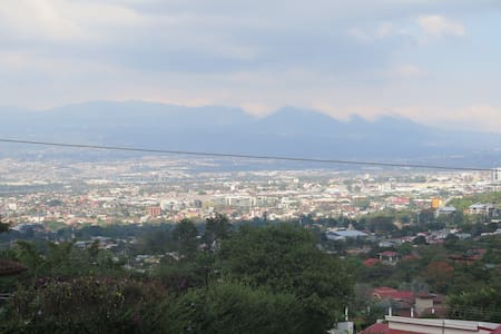 AAA City View - Escazu.- Gold View - Escazú - Apartment