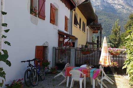 Studio au bout du lac d'Annecy - Leilighet