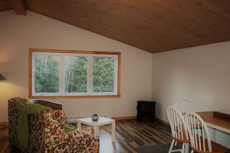 One bedroom Loft.  Continental breakfast included. - Mont-Tremblant