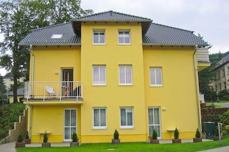 """Villa """"Sonnenschein"""" 2 - Am Kurpark - Apartmen"""