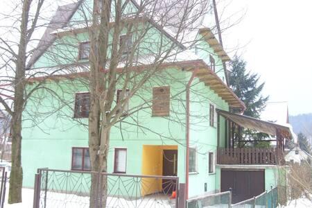 Superb mountain view accommodation! - Szczawa - House