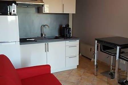 Studio meublé indépendant - Uchaud - Apartamento