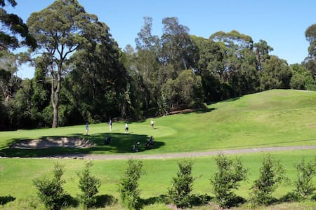 2BDRM on the Northern Beaches. - Bayview - Dom
