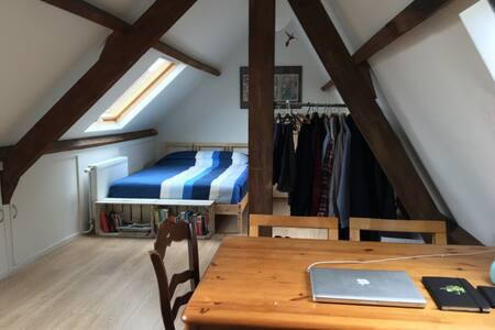 Very bright and cozy studio apartment - Amsterdam - Appartement