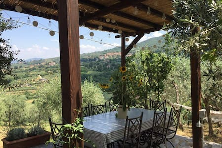 Umbrian Apartment With Panoramic Garden View - Apartment