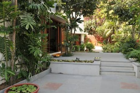 Boutique GuestHouse-Utelia House No.9 ENTIRE VILLA - Ahmedabad - Villa