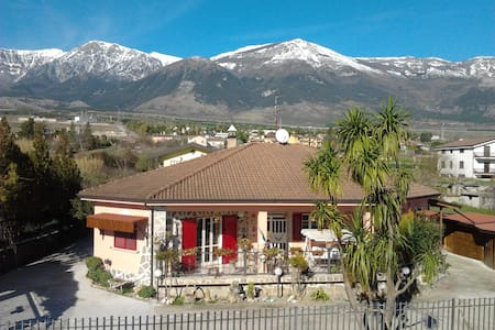 Trilocale Full Optional max 7 pers. - Castrovillari - Bed & Breakfast