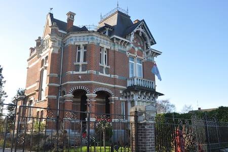 Manoir du Tilleul : countryside close to Lille - Willa