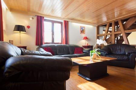 Très spacieuse villa région Colmar - Réguisheim