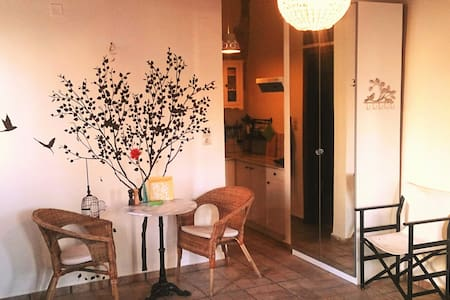 Bright apartment in quaint Rethymno old town - Rethymno - Daire