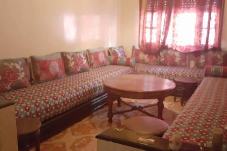 Appartement douillet casablanca - Apartmen
