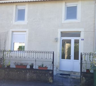 MAISON DE VILLAGE 5 PIECES 118m² + ANNEXE + JARDIN - House