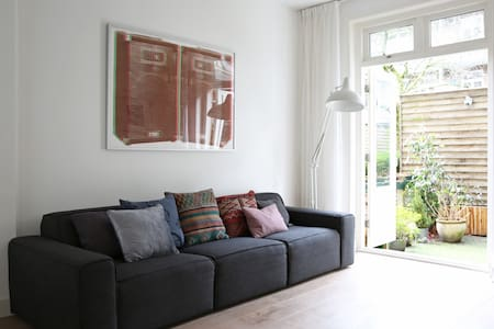Spacious and bright city apartment - Amsterdam - Apartment