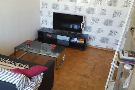 Chambre privée dans appartement - Apartemen