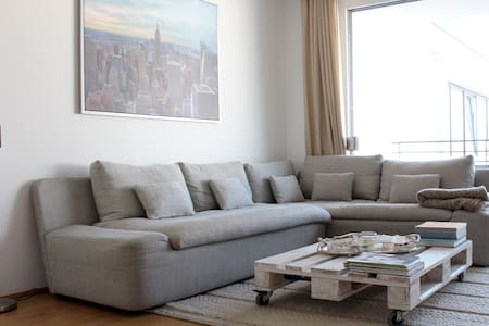 Cosy&New Apartment at Killesberg - Condominium
