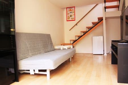 Cozy Loft Suite in Heritage Queens Park - Teljes emelet