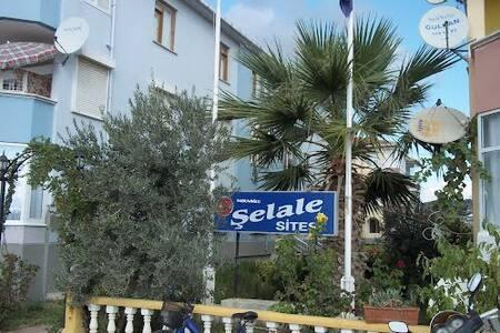 ŞARKÖYÜN EN ESKİ MEKANLARINDAN SADUNOĞLU SİTESİ - Şarköy - Appartement