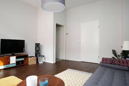 Helle Wohnung in Hamburg - Hamburgo - Apartamento