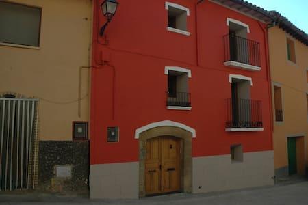 Cocooning et douceur de vivre à Loarre Haut Aragon - Casa adossada