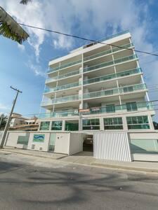 Apartamento Rio das Ostras 3Quartos - Rio das Ostras - Apartment