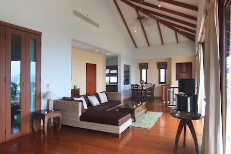 Villa Tranquility,  2 bedroom Sea View Villa - Ko Samui - Apartment