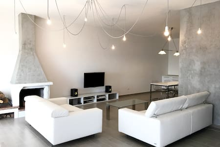 Luxury apartment in Caserta Vecchia ( near Naples) - Casa